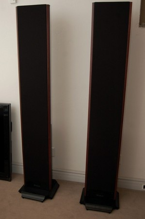 McIntosh XRT28 Pair Line Array Speakers