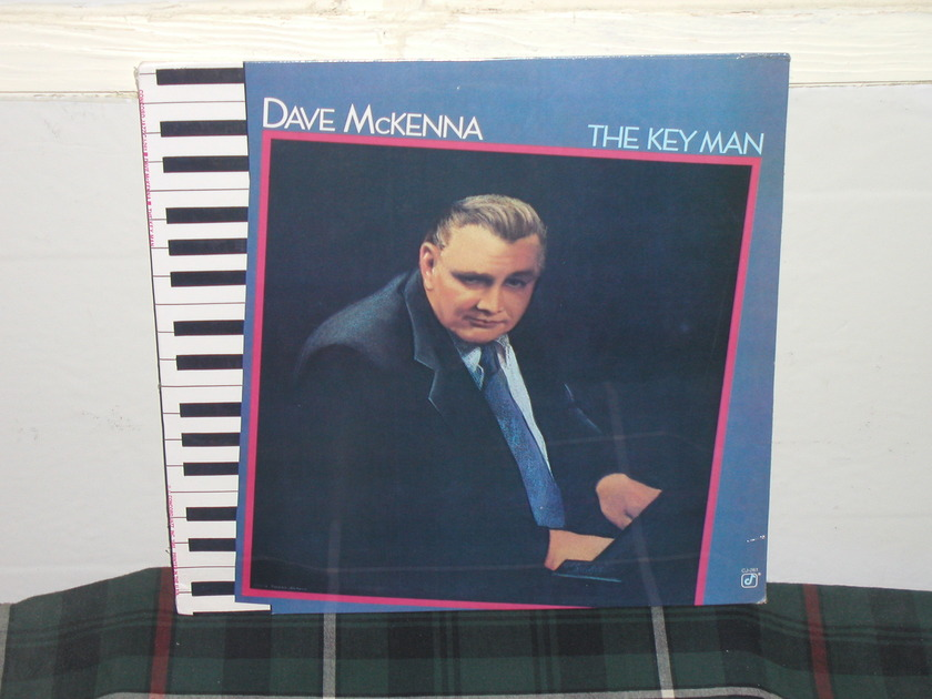 Dave McKenna - The Key Man (Pics) Still SEALED concord (pics)