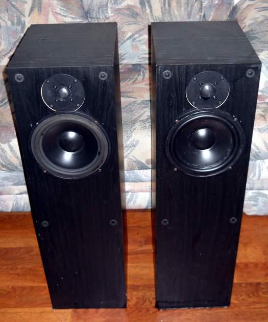 Signet SL-280ex tower floorstianding speakers