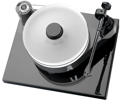 "Pro-Ject  Project RM10.1 table with 10""CF tonearm"