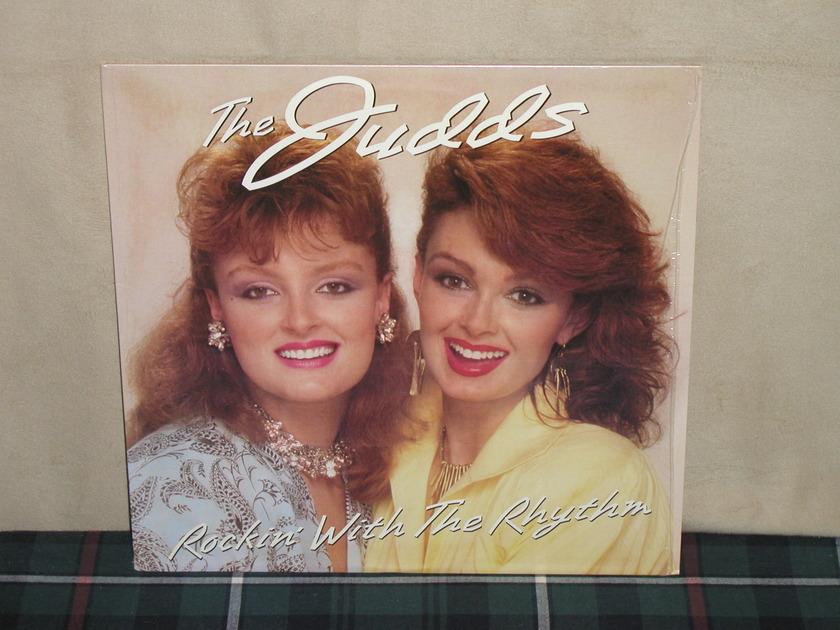 The Judds - Rockin' With The Rhythm Still in Shrink