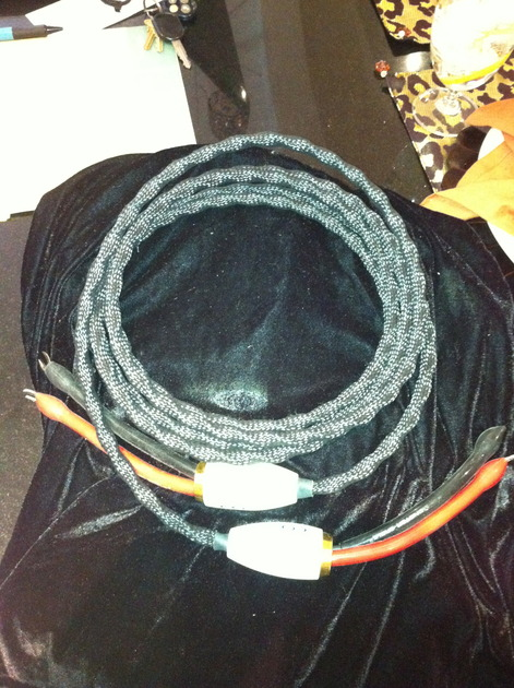 Monster Cable  Sigma Speaker Cable
