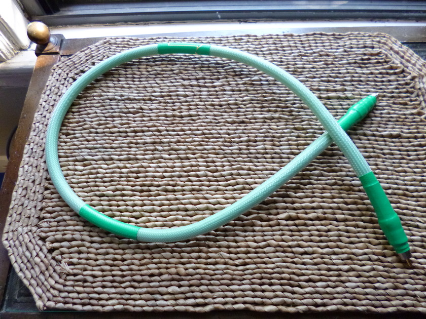 Creative Cable Green Hornet 1 meter Audiophile Coax Digital Cable