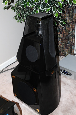 MBL 111F Speakers
