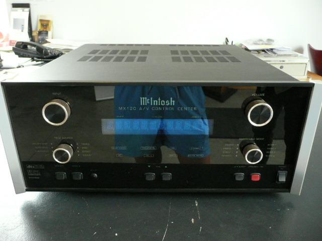 Mcintosh MX120 AV Processor