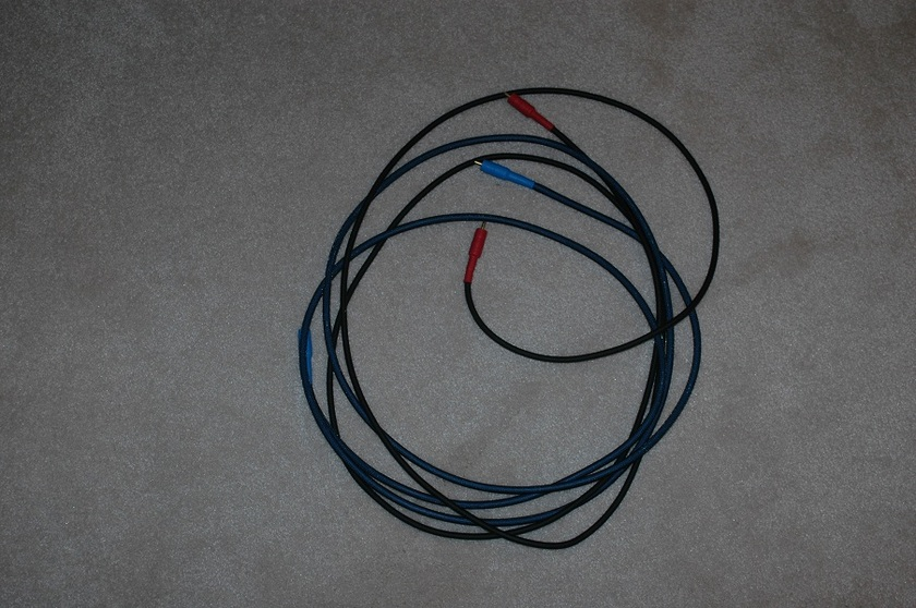 Better Cable Silver Serpent 4 Subwoofer Cables - XLR and RCA