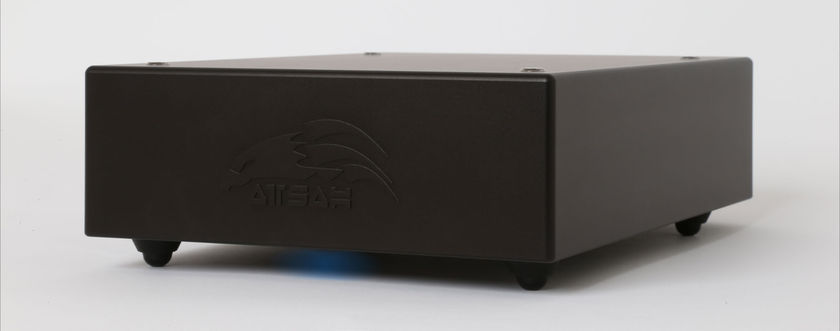 Acoustic Imagery Atsah NC1200 Hypex NCore Technology - ultra low noise and distortion.