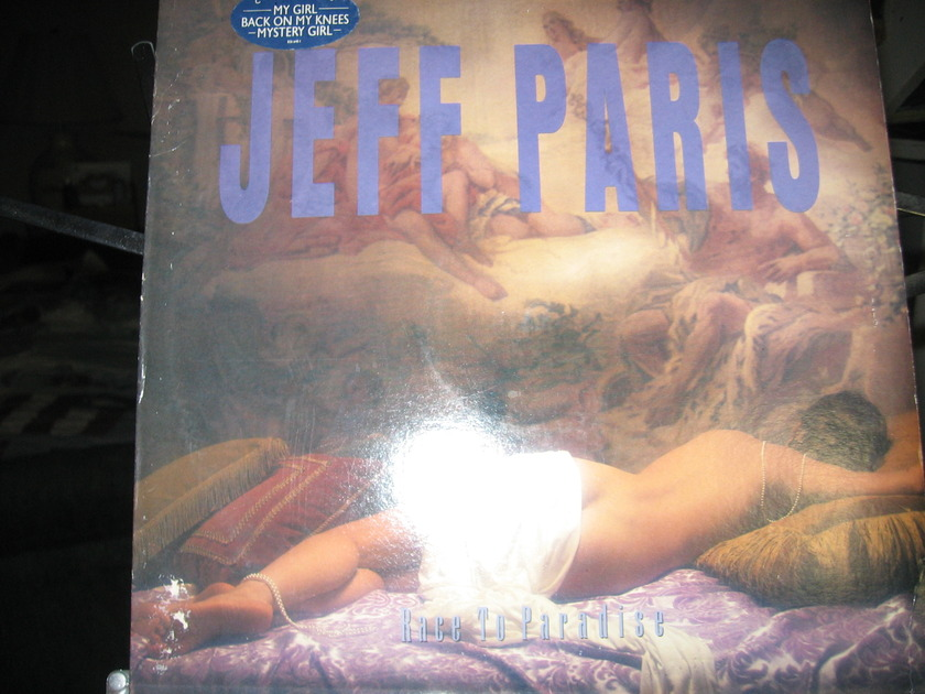 Jeff paris - RACE to Paradise PROMO
