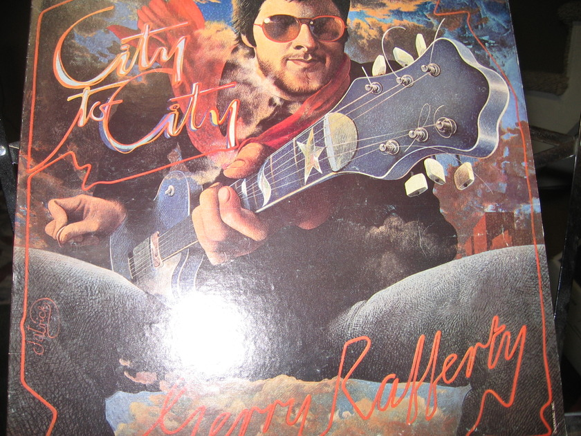 Gerry Rafferty - City to City
