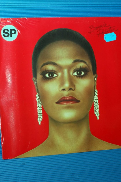 "BONNIE POINTER  - ""(Red Album)"" - Bellaphon 1978 Germany Sealed"
