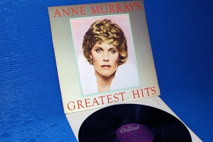 "ANNE MURRAY   - ""Anne Murray's Greatest Hits"" - Capitol 1980"