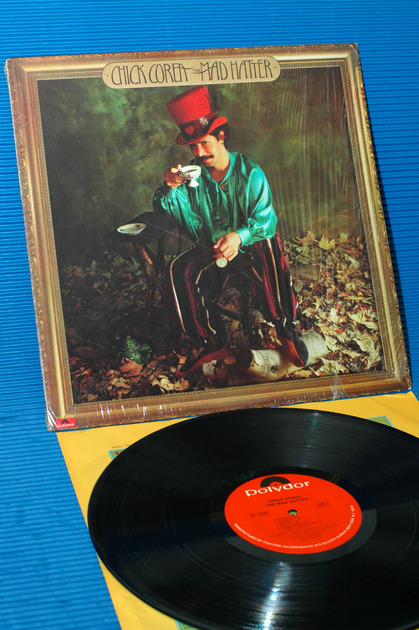 "CHICK COREA   - ""The Mad Hatter"" -  Polydor 1978"