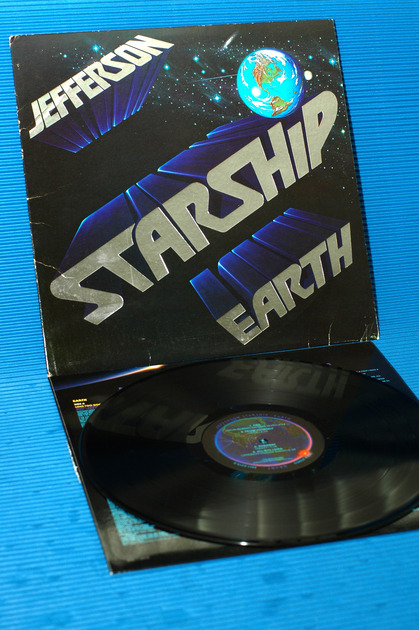 "JEFFERSON STARSHIP   - ""Earth""   Grunt 1978 Demo"