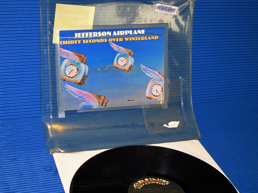 "JEFFERSON AIRPLANE   - ""Thirty Seconds Over Winterland"" - Grunt 1981"