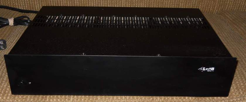 Knoll MR1250 12 channel 50 wpc power amplifier simple and effective