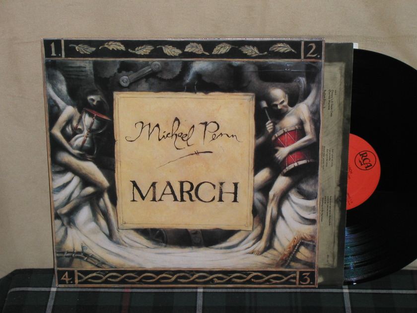 Michael Penn - MARCH  (No Myth) RCA/BMG 9692-1-R