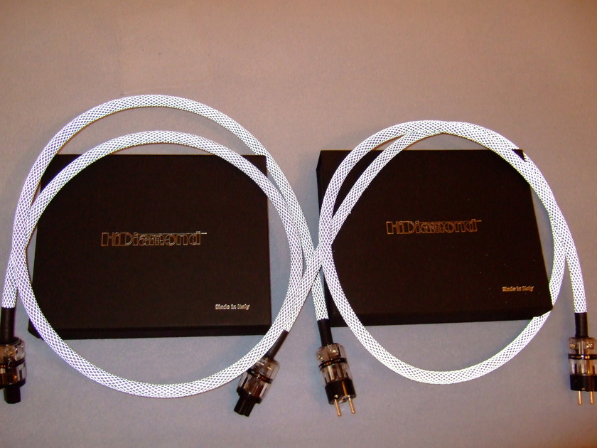 HiDiamond Diamond 3 Power Cord
