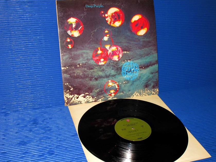 "DEEP PURPLE   - ""Who Do We Think We Are"" - Warner Bros 1973 Original Release"