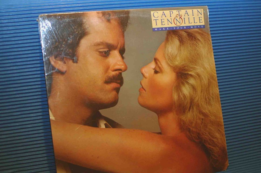 "CAPTAIN & TENNILLE   - ""Make Your Move"" - Casablanca 1979 SEALED"