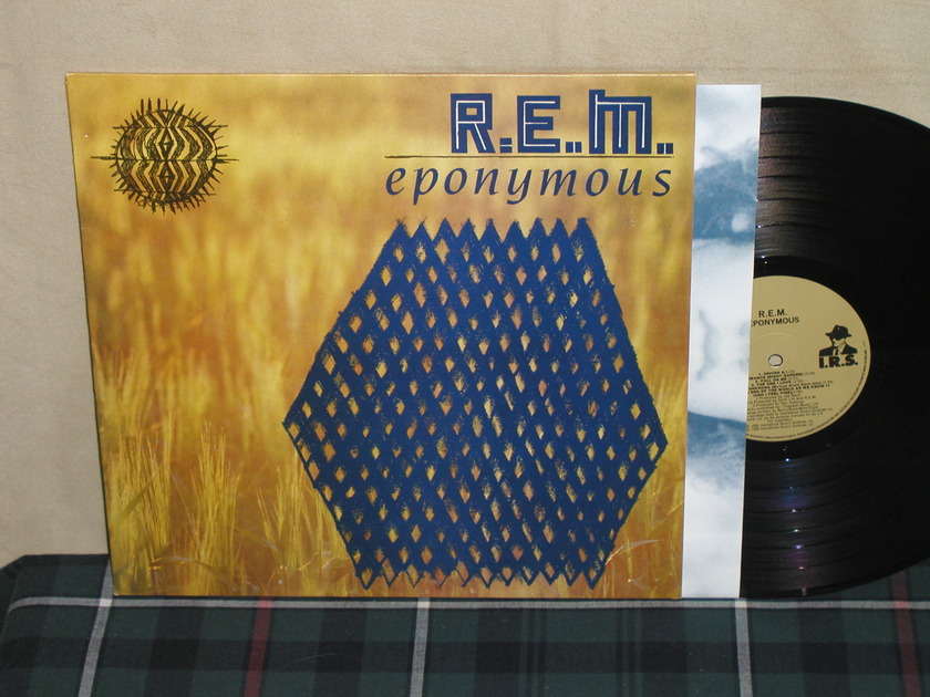 R.E.M. (Rapid Eye Movement) - Eponymous UK Import MIRG 1038