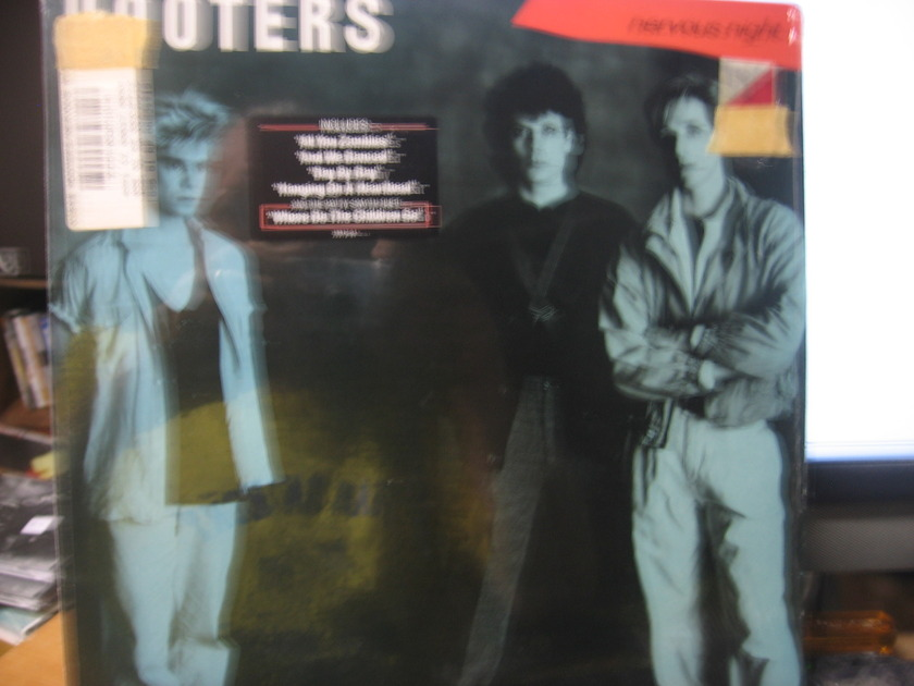 HOOTERS - NERVOUS NIGHTS SHRINK STILL ON COVER