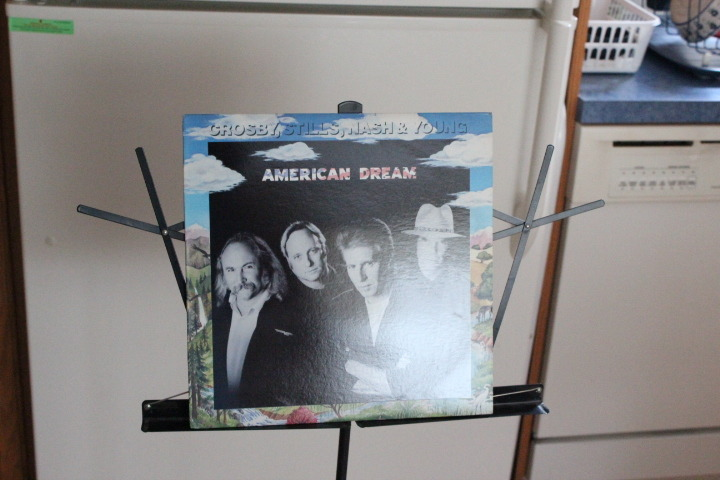 CROSBY STILLS NASH YOUNG - AMERICAN DREAM