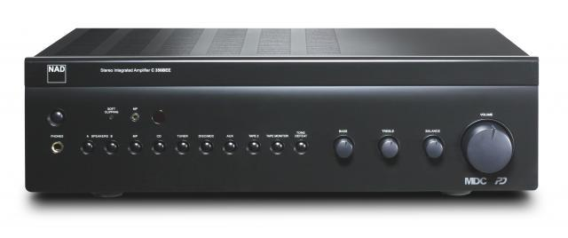 NAD C 356BEE / C356BEE Integrated Amplifier with Warranty and Free Shipping