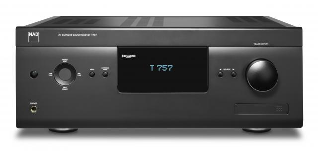 NAD T 757 / T757 (v.2) 3D Receiver with ARC & CEC with Warranty & Free Shipping