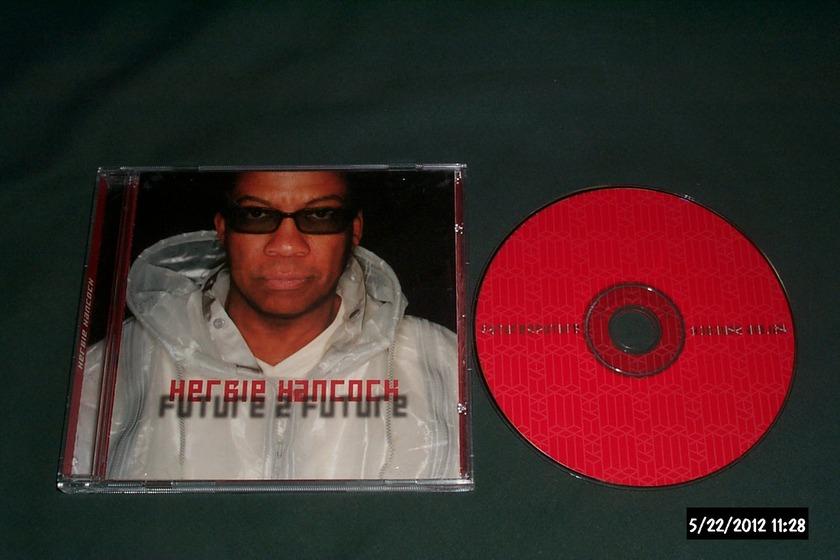 Herbie Hancock - Future 2 Future CD NM