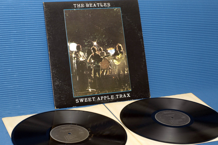 """Sweet Apple Trax"" -"