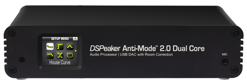 DSPeaker Anti-Mode 2.0 Dual Core  Sale-Room Correction w/preamp and DAC- In stock