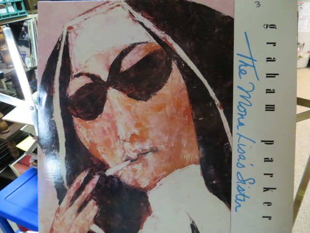 GRAHAM PARKER - THE MONA LISA SISTER