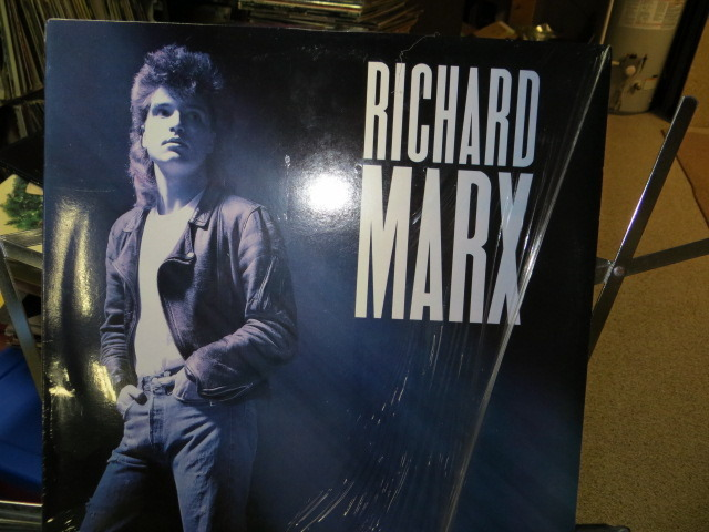 RICHARD MARK - SAME SHRINK STILL ON COVER