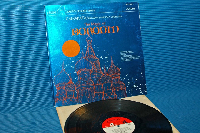 "BORODIN / Camarata  - ""The Magic of Borodin"" -  London Phase 4 1970"