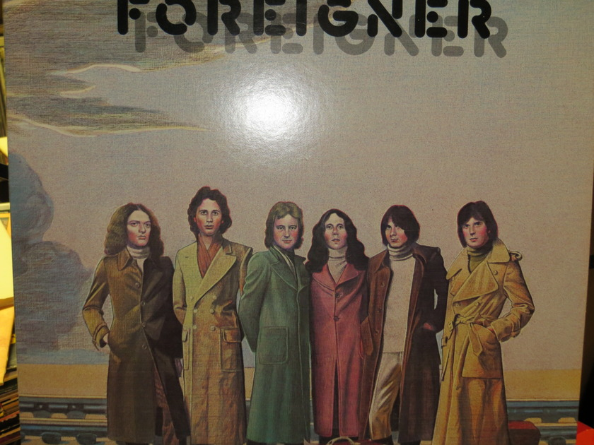 FOREIGNER - SAME