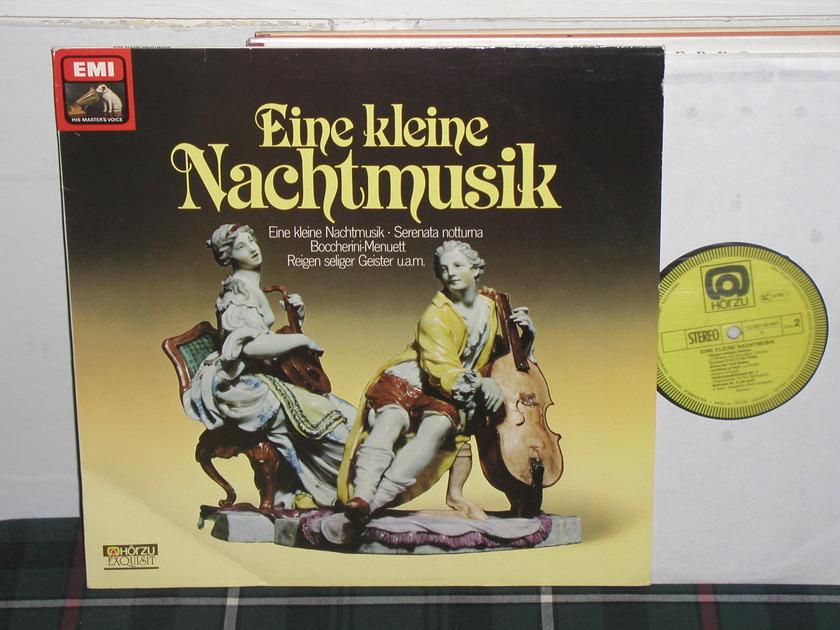 Auriacombe/OdCdT - Eine Kleine Nachtmusik EMI/Horzu German import LP