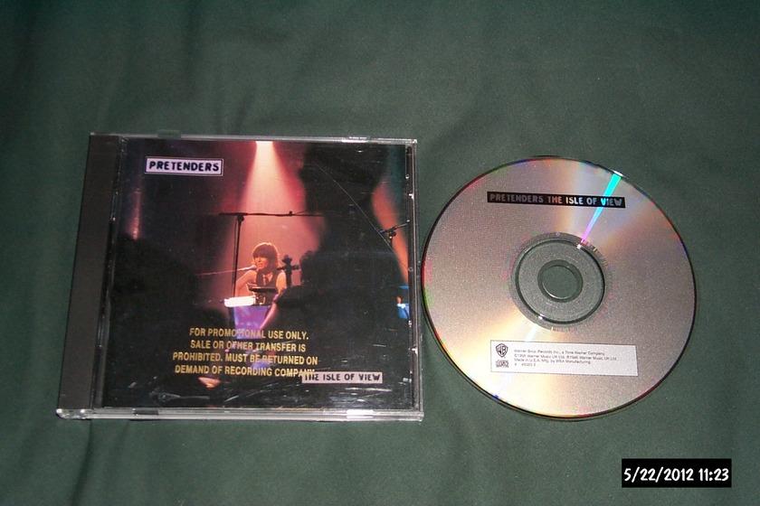 Pretenders - The Isle Of View CD NM