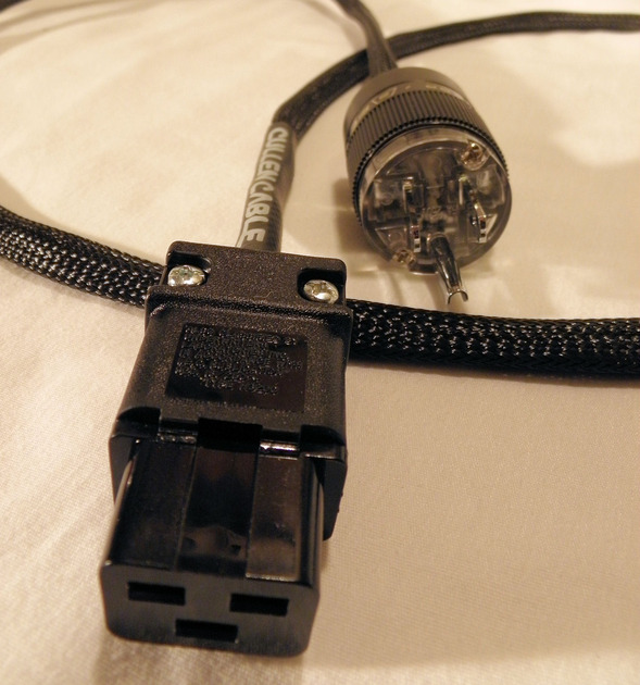 CULLEN CABLE 6ft CROSSOVER SERIES POWER CABLE MADE IN THE USA!