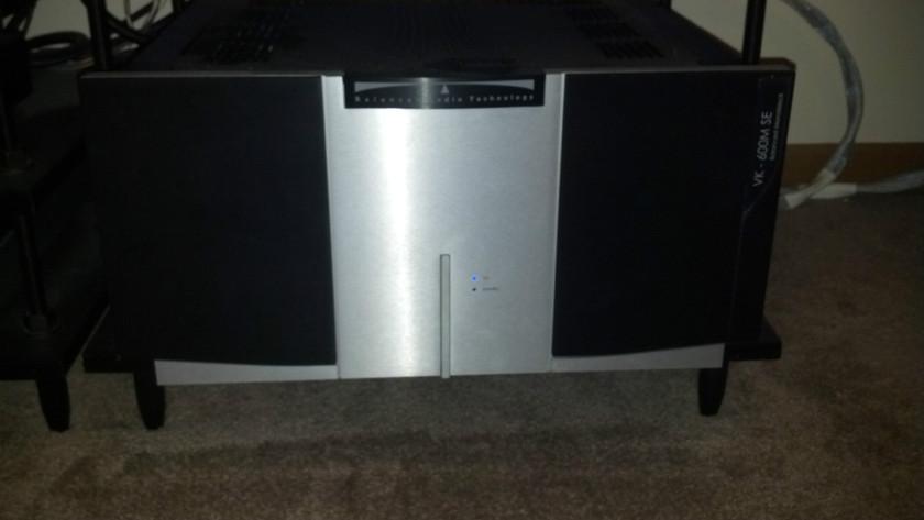 Balanced Audio Technology BAT VK-600SE Very Nice