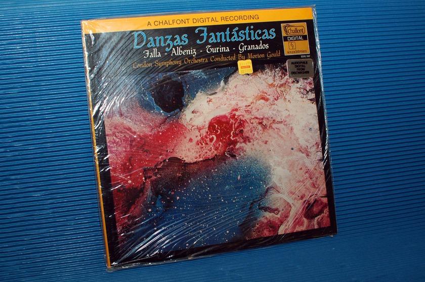 """FALLA / ALBENIZ / TURINA / GRANADOS   - """"Danzas Fantasticas"""" -  Chalfont 1979 SEALED"""