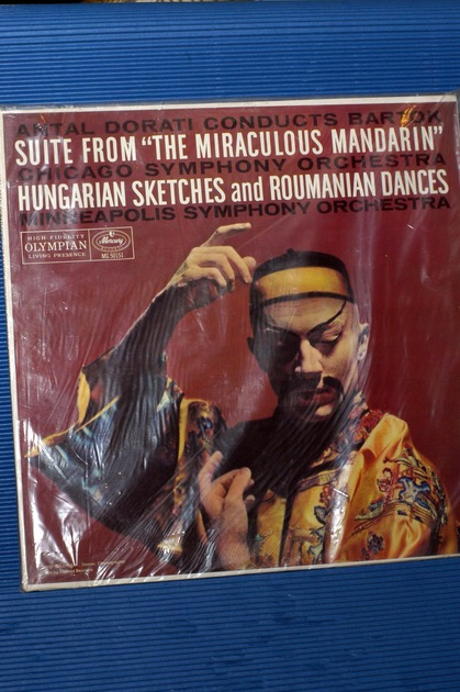 """Suite From The Miraculous Mandarin"" -"