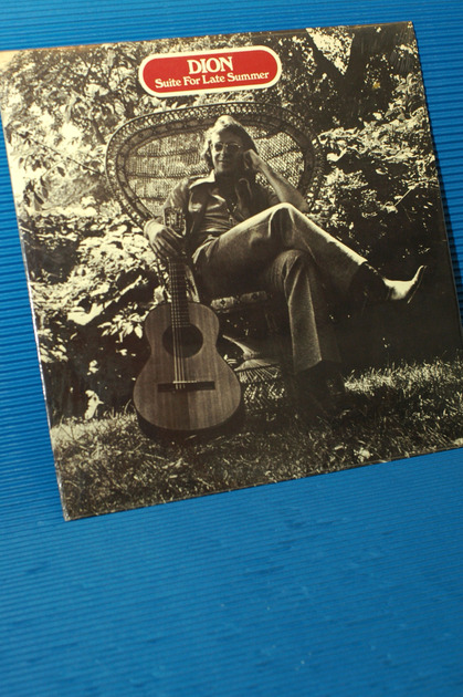 "DION   - ""Suite For Late Summer"" -  Warner Bros. 1972 SEALED"