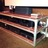 Steve Blinn Designs 3 shelf Super-Wide  Audio Rack, sup...