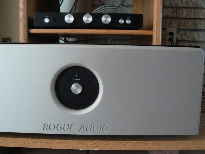 ROGUE STEREO 90 TUBE AMPLIFIER 90 W/C