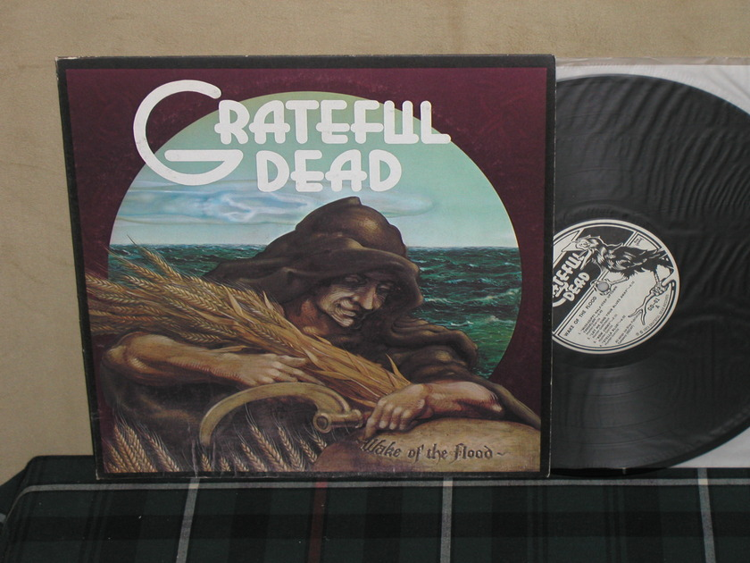 Grateful Dead - Wake Of The Flood First press on GD Record