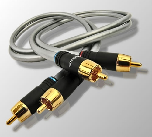 Audio Art Cable IC-3 Classic RCA or XLR (add $25) 2014-2017 Stereophile Recommended Component!