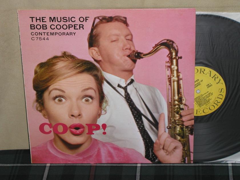 Bob Cooper - The Music Of Bob Cooper Contemporary OJC-161 (C7544)