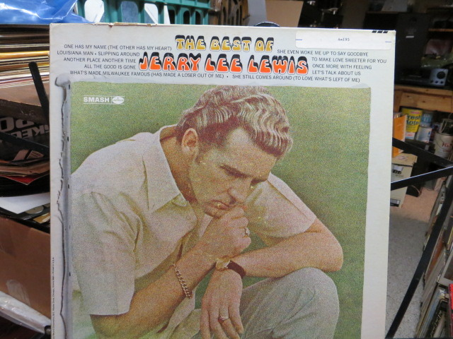 Jerry Lee Lewis - BEST of Mercury