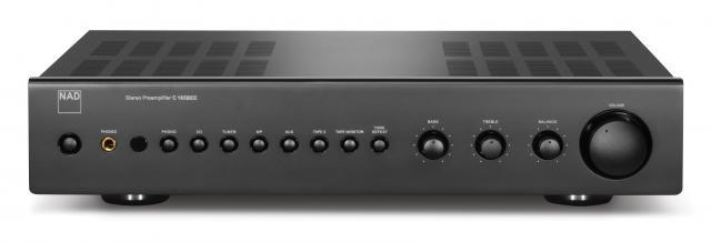 C 165BEE / C165BEE Stereo Preamplifier with
