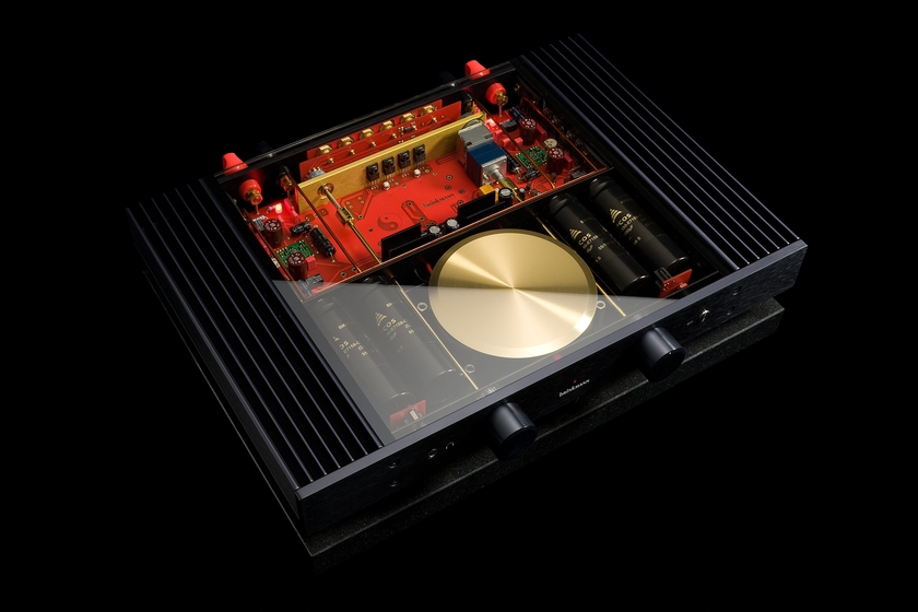 Brinkmann The Integrated High-End Integrated Amplifier